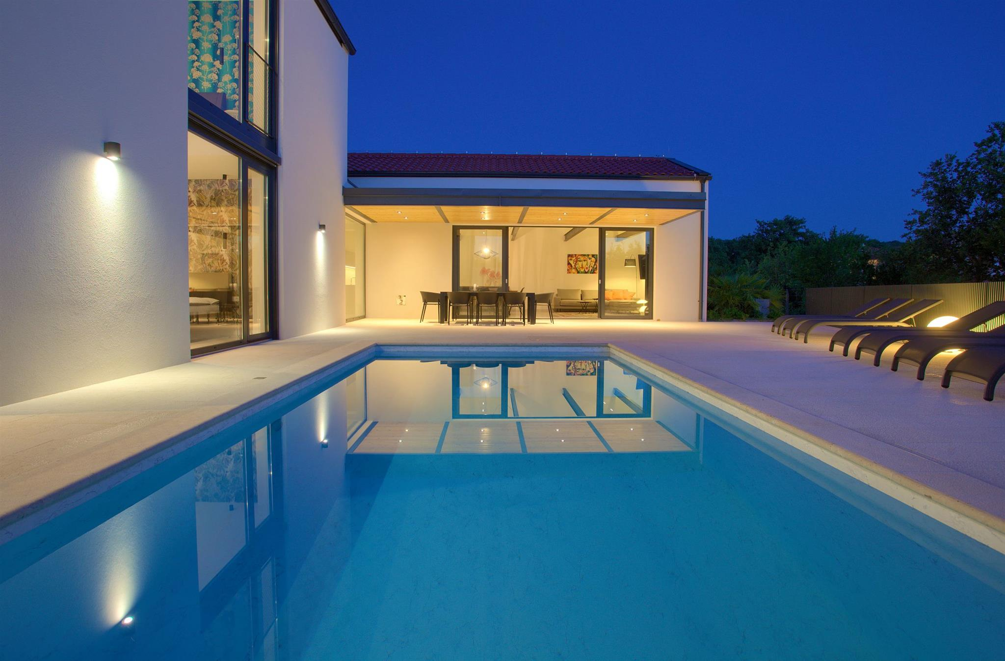 Casa Forma with heated pool, Seaview and luxury of 5 stars